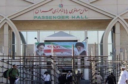 بازگشایی مرز زمینی مهران برای بازگشت زائرین