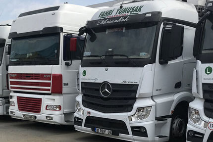 ترخیص ۶۰۰۰ کامیون وارداتی تا پایان مهرماه