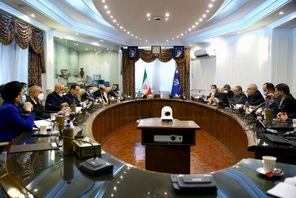 توسعه همکاری ایران و عراق در بخش های مختلف صنعت نفت