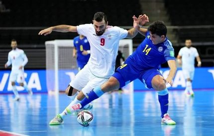 تیم ملی فوتسال از رسیدن به نیمه نهایی جام جهانی بازماند