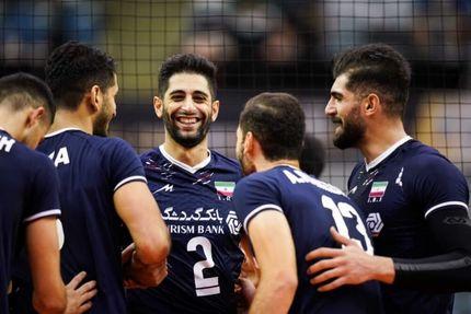 تیم ملی والیبال ایران دوباره برترین تیم آسیا شد