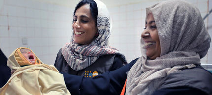 درخواست سازمان جهانی بهداشت برای بهبود ایمنی و سلامت زنان باردار و نوزادان