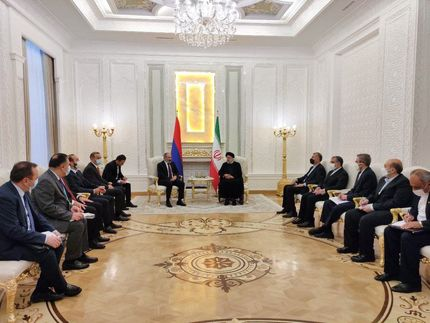 روابط ایران و ارمنستان همواره دوستانه و سازنده بوده است