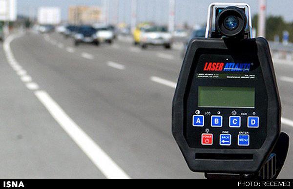 سرعت در معابر پایتخت زیر ذرهبین پلیس/احضار رانندگان متخلف و ثبت شکایت پلاک در صورت تکرار تخلف