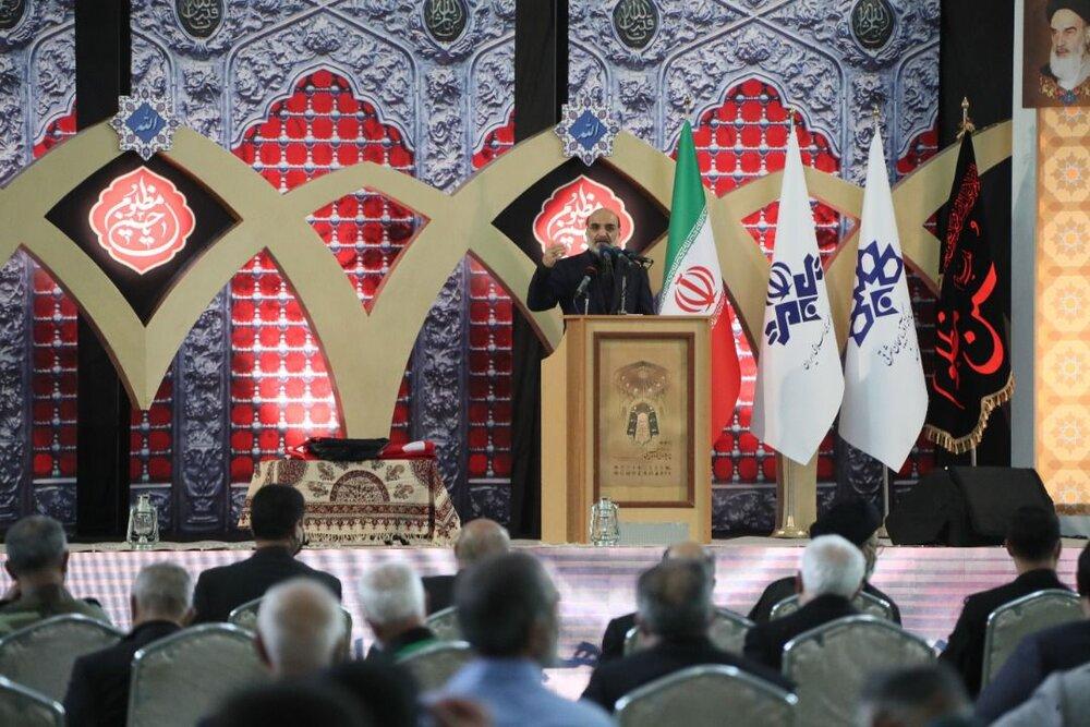 صداوسیما محرم امسال، حسینیه تلویزیونی ایران را ایجاد کرد