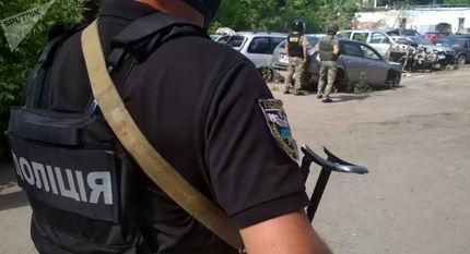 مشاور رئیس جمهور اوکراین مورد سوء قصد قرار گرفت