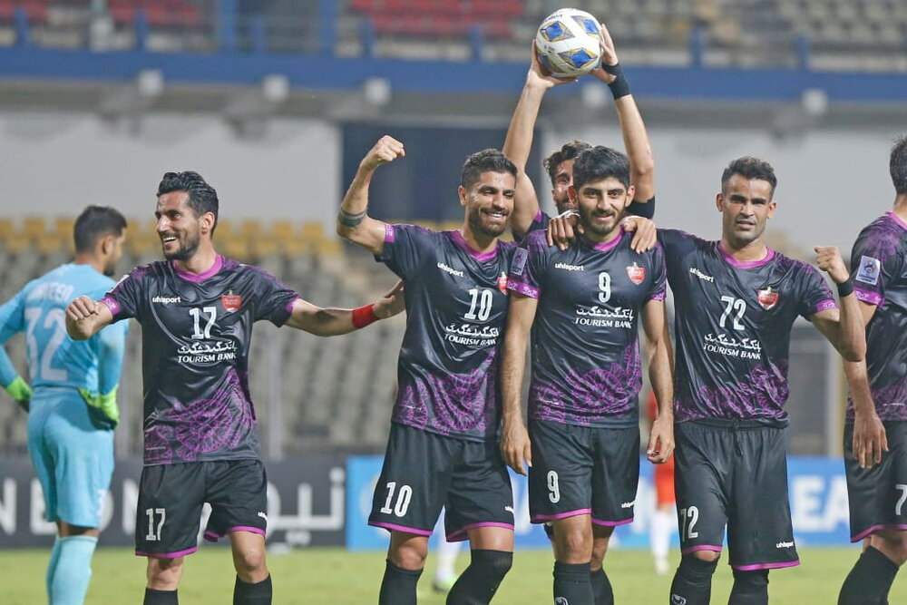 مصاف پرسپولیس با الهلال برای صعود به نیمهنهایی لیگ قهرمانان آسیا