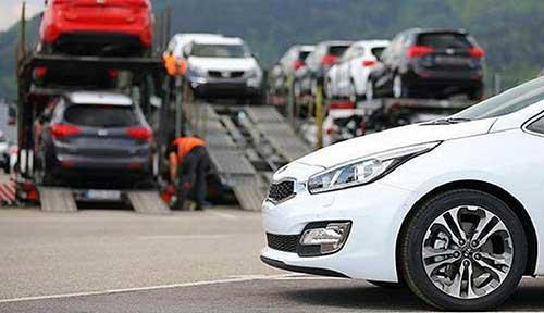 واردات خودرو آزاد نمیشود