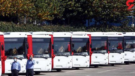 ورود۵۰۰ اتوبوس جدید به پایتخت/ فعالیت مجدد خطوط سرویس مدرسه