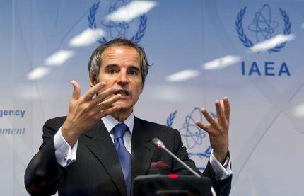 ورود مدیرکل آژانس بینالمللی انرژی اتمی به تهران