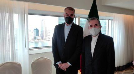 ورود وزیر امور خارجه به نیویورک