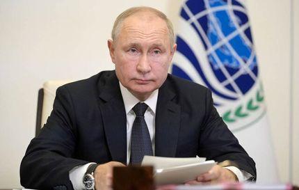 پوتین در نشست جهانی کرونا به میزبانی آمریکا شرکت نمیکند