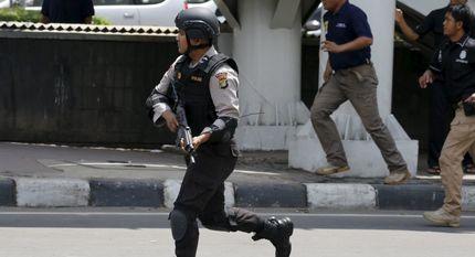 کشته شدن یک تندروی افراطی مرتبط با داعش در اندونزی