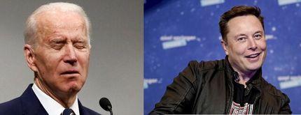 """کنایه ایلان ماسک به چرت زدن """"جو بایدن""""!"""