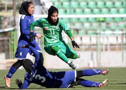 آغاز لیگ برتر فوتبال زنان از آذر ۱۴۰۰