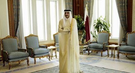 اصلاحات گسترده امیر قطر در دولت