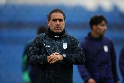 افسوس مهدویکیا بعد از پیروزی ۴ گله تیم ملی امید