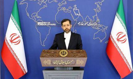 ایران ادعاهای رییس جمهور آذربایجان را ساختگی دانست