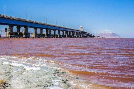 بدلیل خشک شدن دریاچه ارومیه، طوفانهای نمکی در راه است