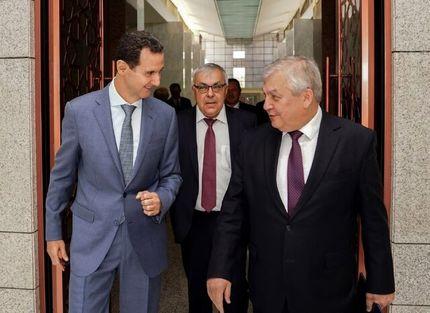 بشار اسد: خروج آمریکا از افغانستان نشاندهنده کاهش نقشش در منطقه است