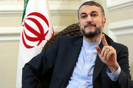 تاکید امیر عبداللهیان بر لزوم اتخاذ رویکرد مثبت در روابط ایران_آذربایجان