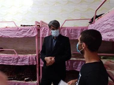 حاجمحمدی: هدف ما کاهش جمعیت کیفری زندانهاست