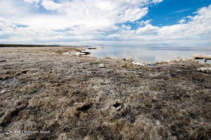 خداحافظی تدریجی با دریاچه ارومیه