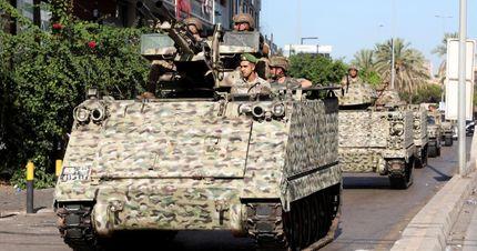 دستگیری ۱۹ نفر در درگیریهای مرگبار بیروت لبنان