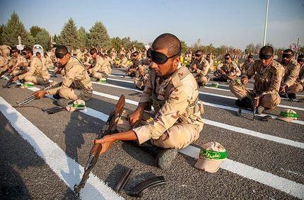 دوره آموزشی سربازی شش هفته شد