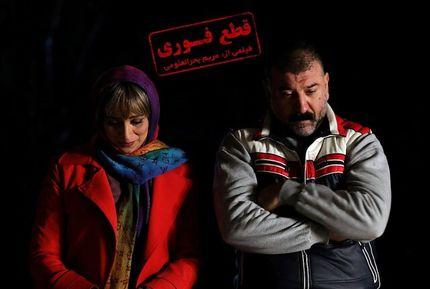 روایتی از زمین لرزه ای در شب کرونایی تهران با بازی علی انصاریان
