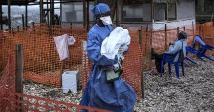 شیوع دوباره بیماری ابولا در جمهوری کنگو