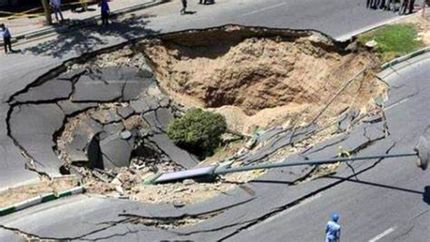 فرونشست در کشور بحرانیتر شد / وزارت راه: به مرحله هشدار رسیدهایم