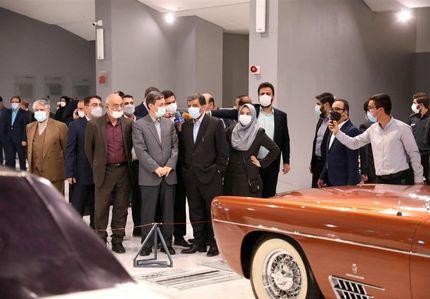 مسؤولان جمهوری اسلامی سوار خودروهای سلطنتی نشدهاند