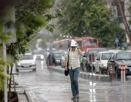 هشدار هواشناسی: آغاز بارندگی در برخی استانها طی دو روز آینده/ بارش برف در ارتفاعات و مناطق سردسیر