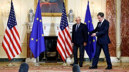 همکاری آمریکا و اروپا برای مقابله با چین و روسیه