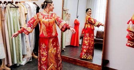کاهی میل دختران شهرنشین چینی به ازدواج