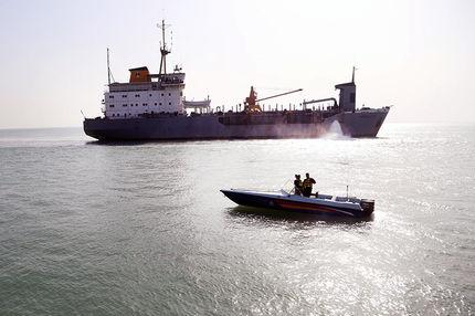 ۱۰۰۰ روز بدون سانحه دریایی در بندرامام ثبت شد